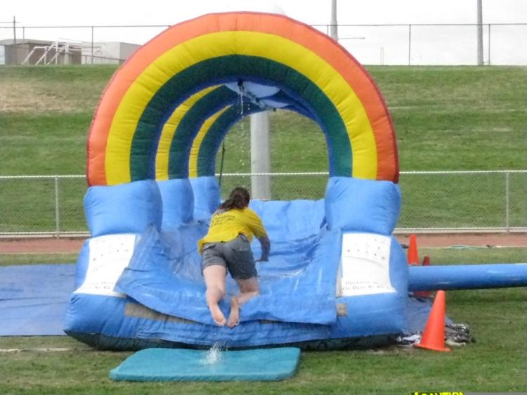 Wet Inflatables & Activities
