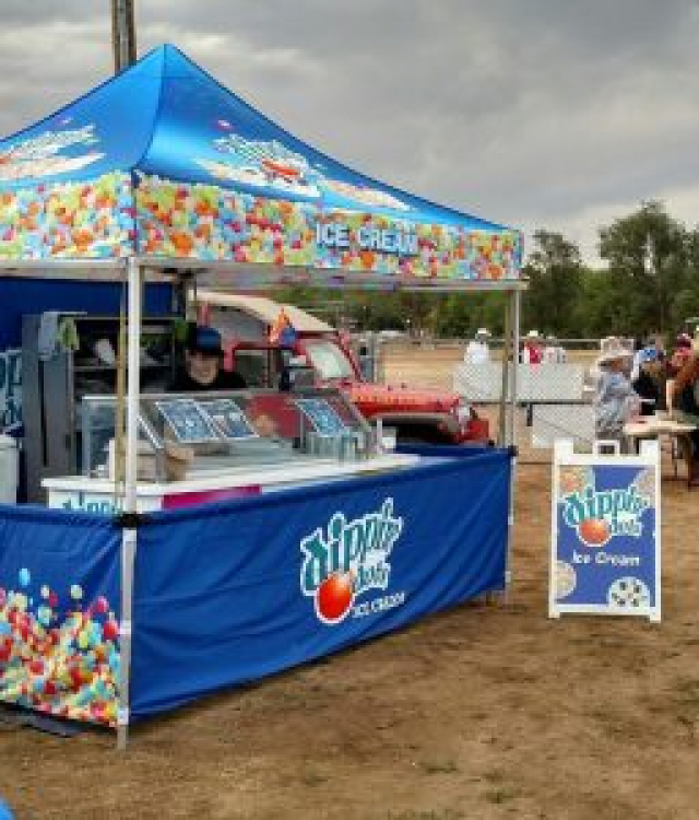 Dippin' Dots Fundraisers